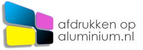 Afdrukken op Aluminium Logo