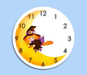 klok kinderen ontwerpen